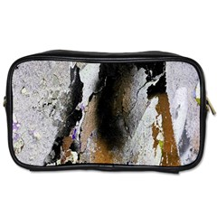 Abstract Graffiti Background Toiletries Bags