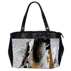 Abstract Graffiti Background Office Handbags (2 Sides)