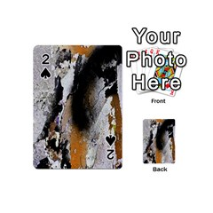 Abstract Graffiti Background Playing Cards 54 (mini)