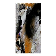Abstract Graffiti Background Shower Curtain 36  X 72  (stall)