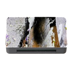 Abstract Graffiti Background Memory Card Reader with CF