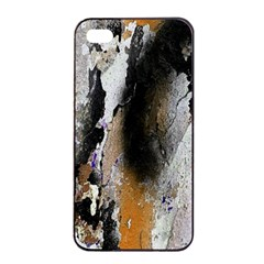 Abstract Graffiti Background Apple Iphone 4/4s Seamless Case (black)