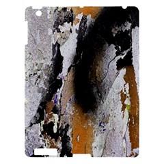 Abstract Graffiti Background Apple iPad 3/4 Hardshell Case