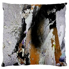 Abstract Graffiti Background Large Cushion Case (Two Sides)