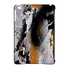 Abstract Graffiti Background Apple iPad Mini Hardshell Case (Compatible with Smart Cover)