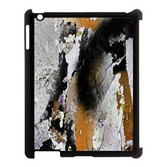 Abstract Graffiti Background Apple Ipad 3/4 Case (black)