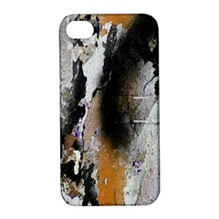 Abstract Graffiti Background Apple Iphone 4/4s Hardshell Case With Stand