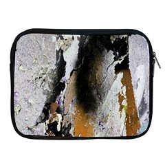 Abstract Graffiti Background Apple Ipad 2/3/4 Zipper Cases