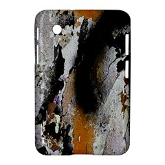 Abstract Graffiti Background Samsung Galaxy Tab 2 (7 ) P3100 Hardshell Case