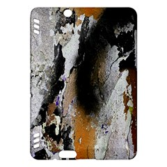 Abstract Graffiti Background Kindle Fire Hdx Hardshell Case