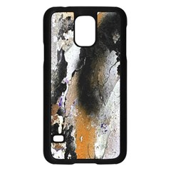 Abstract Graffiti Background Samsung Galaxy S5 Case (Black)