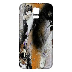 Abstract Graffiti Background Samsung Galaxy S5 Back Case (white)
