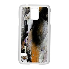 Abstract Graffiti Background Samsung Galaxy S5 Case (white)