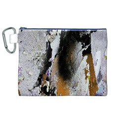 Abstract Graffiti Background Canvas Cosmetic Bag (xl)