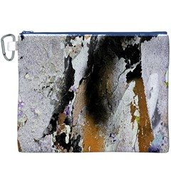 Abstract Graffiti Background Canvas Cosmetic Bag (xxxl)