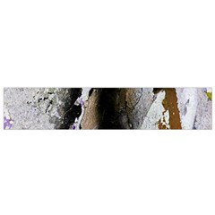 Abstract Graffiti Background Flano Scarf (Small)