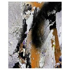 Abstract Graffiti Background Drawstring Bag (Small)