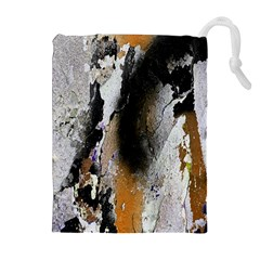 Abstract Graffiti Background Drawstring Pouches (extra Large)