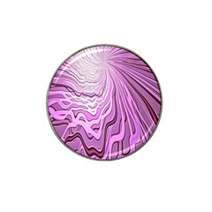 Light Pattern Abstract Background Wallpaper Hat Clip Ball Marker (4 Pack)