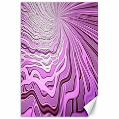 Light Pattern Abstract Background Wallpaper Canvas 24  X 36