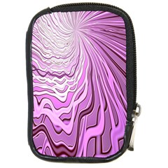 Light Pattern Abstract Background Wallpaper Compact Camera Cases