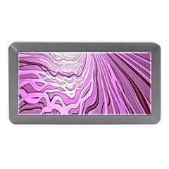 Light Pattern Abstract Background Wallpaper Memory Card Reader (Mini)