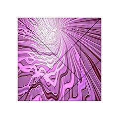 Light Pattern Abstract Background Wallpaper Acrylic Tangram Puzzle (4  x 4 )