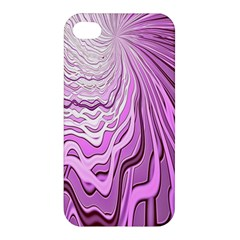 Light Pattern Abstract Background Wallpaper Apple Iphone 4/4s Premium Hardshell Case