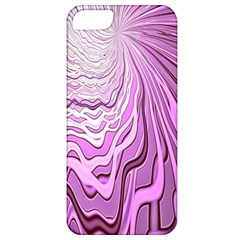 Light Pattern Abstract Background Wallpaper Apple iPhone 5 Classic Hardshell Case