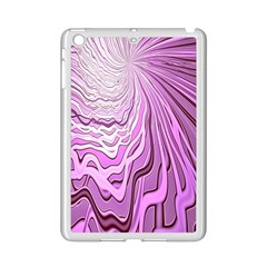 Light Pattern Abstract Background Wallpaper Ipad Mini 2 Enamel Coated Cases