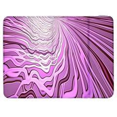Light Pattern Abstract Background Wallpaper Samsung Galaxy Tab 7  P1000 Flip Case