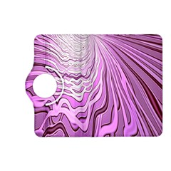 Light Pattern Abstract Background Wallpaper Kindle Fire Hd (2013) Flip 360 Case