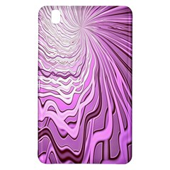 Light Pattern Abstract Background Wallpaper Samsung Galaxy Tab Pro 8.4 Hardshell Case