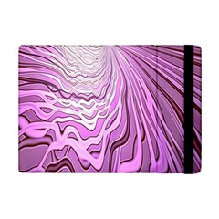 Light Pattern Abstract Background Wallpaper Ipad Mini 2 Flip Cases