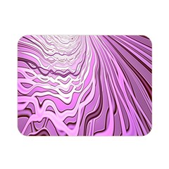 Light Pattern Abstract Background Wallpaper Double Sided Flano Blanket (mini)