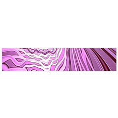 Light Pattern Abstract Background Wallpaper Flano Scarf (small)
