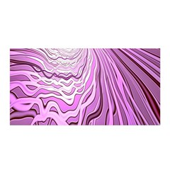 Light Pattern Abstract Background Wallpaper Satin Wrap