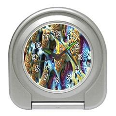 Background, Wallpaper, Texture Travel Alarm Clocks