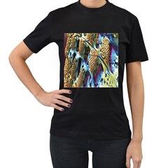 Background, Wallpaper, Texture Women s T Shirt (black) (two Sided)