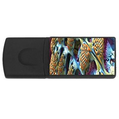 Background, Wallpaper, Texture Usb Flash Drive Rectangular (4 Gb)