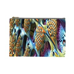 Background, Wallpaper, Texture Cosmetic Bag (Large)