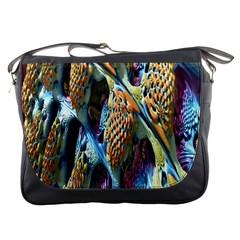 Background, Wallpaper, Texture Messenger Bags