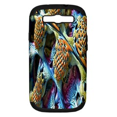 Background, Wallpaper, Texture Samsung Galaxy S III Hardshell Case (PC+Silicone)