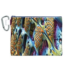 Background, Wallpaper, Texture Canvas Cosmetic Bag (xl)