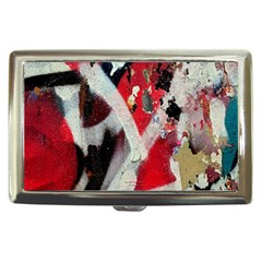 Abstract Graffiti Background Wallpaper Of Close Up Of Peeling Cigarette Money Cases