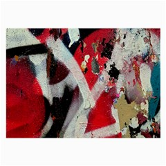 Abstract Graffiti Background Wallpaper Of Close Up Of Peeling Large Glasses Cloth