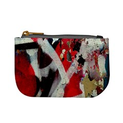 Abstract Graffiti Background Wallpaper Of Close Up Of Peeling Mini Coin Purses