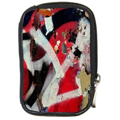 Abstract Graffiti Background Wallpaper Of Close Up Of Peeling Compact Camera Cases