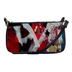 Abstract Graffiti Background Wallpaper Of Close Up Of Peeling Shoulder Clutch Bags