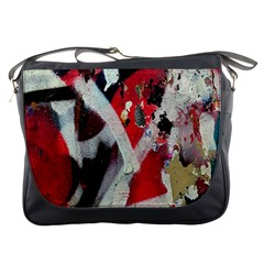 Abstract Graffiti Background Wallpaper Of Close Up Of Peeling Messenger Bags